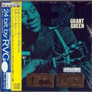 Grant Green: Grant's First Stand - Cover
