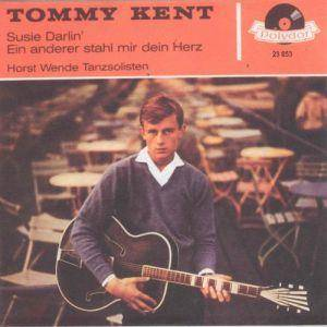 Cover - Tommy Kent: Susie Darlin'