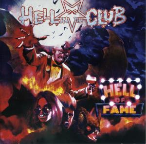 Hell In The Club: Hell Of Fame - Cover