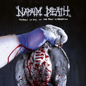 Napalm Death: Throes Of Joy In The Jaws Of Defeatism - Cover