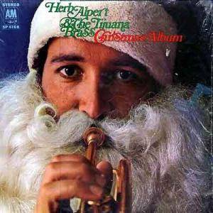 Herb Alpert & The Tijuana Brass: Christmas Album - Cover