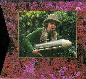 Captain Beefheart And His Magic Band: Grow Fins: Rarities (1965-1982) - Cover