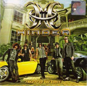 Hinder: Take It To The Limit - Cover