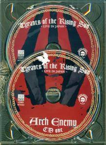 Arch Enemy: Tyrants Of The Rising Sun - Live In Japan (DVD + 2-CD) - Bild 7