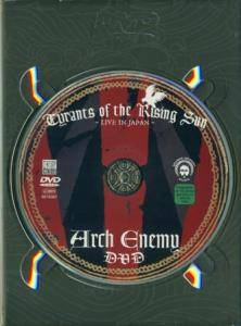 Arch Enemy: Tyrants Of The Rising Sun - Live In Japan (DVD + 2-CD) - Bild 8