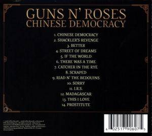 Guns N' Roses: Chinese Democracy (CD) - Bild 2