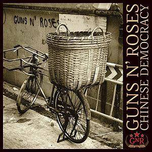 Guns N' Roses: Chinese Democracy (CD) - Bild 1