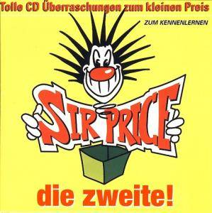 Cover - Andi Deris: Sir Price - Die Zweite