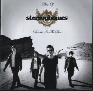 Stereophonics: Decade In The Sun - Best Of Stereophonics - Cover