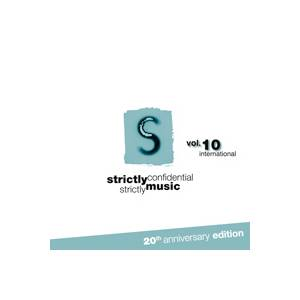 Strictly Confidential: Strictly Music Vol. 10 / 20th anniversary edition - Cover