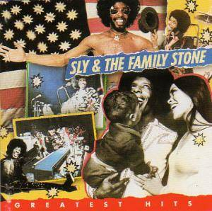 Sly & The Family Stone: Greatest Hits - Cover