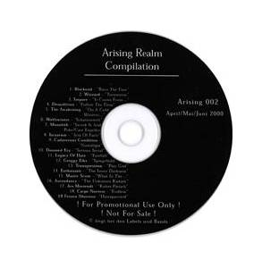Cover - Ars Moriendi: Arising Realm Compilation 02