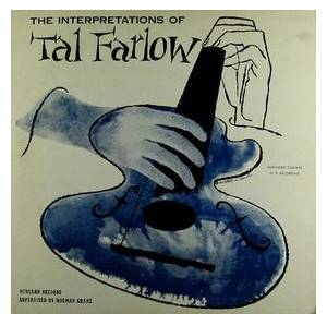 Cover - Tal Farlow: Interpretations Of, The
