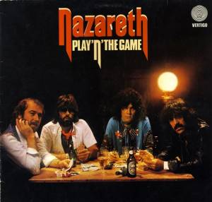 Nazareth: Play'n' The Game (LP) - Bild 1