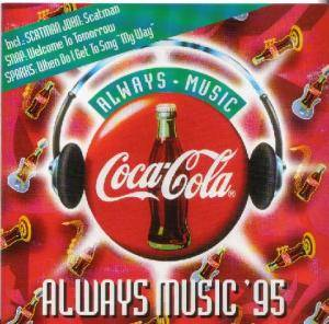 Cover - Nice Little Penguins: Coca-Cola: Always Music '95