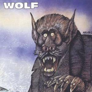 Wolf: Wolf - Cover