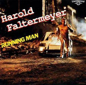 Cover - Harold Faltermeyer: Running Man, The