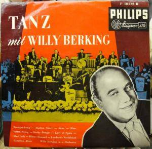 Cover - Willy Berking: Tanz Mit Willy Berking