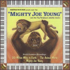 Mighty Joe Young (And Other Ray Harryhausen Animation Classics) - Cover