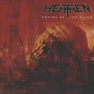 Heathen: Empire Of The Blind - Cover