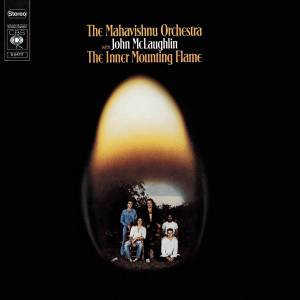 The Mahavishnu Orchestra With John McLaughlin: Inner Mounting Flame, The - Cover
