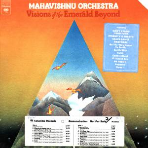 Mahavishnu Orchestra: Visions Of The Emerald Beyond - Cover
