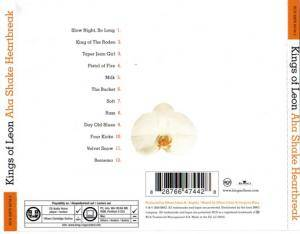 Kings Of Leon: Aha Shake Heartbreak (CD) - Bild 3