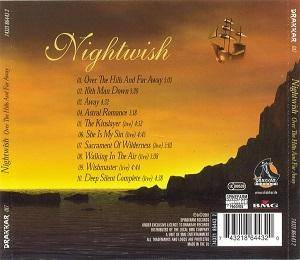 Nightwish: Over The Hills And Far Away (CD) - Bild 2