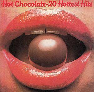 Hot Chocolate: 20 Hottest Hits - Cover