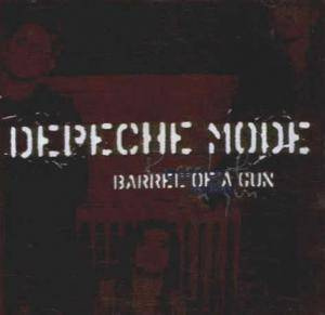 Depeche Mode: Barrel Of A Gun - Cover