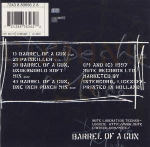 Depeche Mode: Barrel Of A Gun (Single-CD) - Bild 3