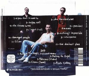 Depeche Mode: Playing The Angel (SACD + DVD) - Bild 3