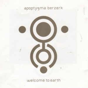 Cover - Apoptygma Berzerk: Welcome To Earth