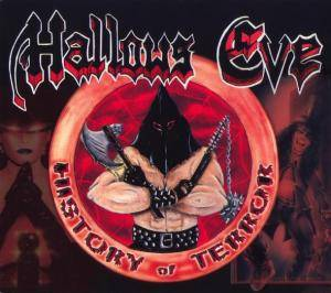 Hallows Eve: History Of Terror (3-CD + DVD) - Bild 1