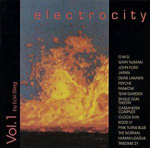 Cover - Tear Garden, The: Electrocity Vol. 01