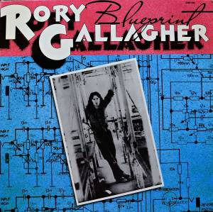 Cover - Rory Gallagher: Blueprint