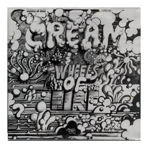 Cream: Wheels Of Fire - Cover