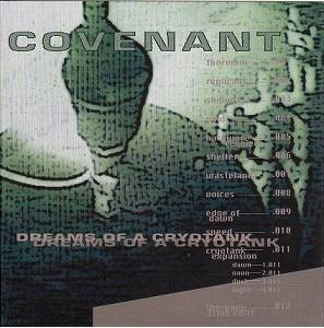 Covenant: Dreams Of A Cryotank - Cover