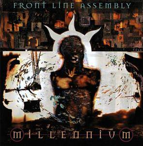 Front Line Assembly: Millennium - Cover