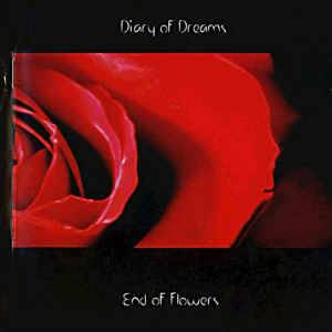 Cover - Diary Of Dreams: End Of Flowers