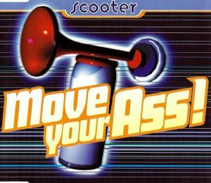 Scooter: Move Your Ass! - Cover