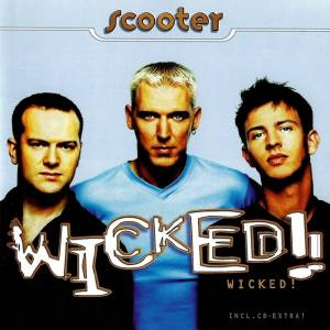 Cover - Scooter: Wicked!