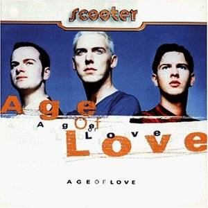Cover - Scooter: Age Of Love