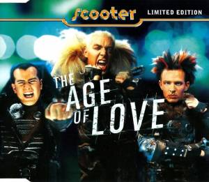 Scooter: Age Of Love, The - Cover