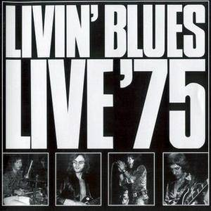 Livin' Blues: Live '75 - Cover