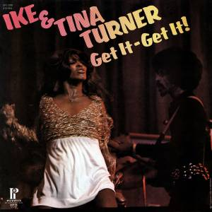 Cover - Ike & Tina Turner: Get It - Get It!
