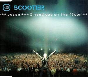 Scooter: Posse (I Need You On The Floor) - Cover