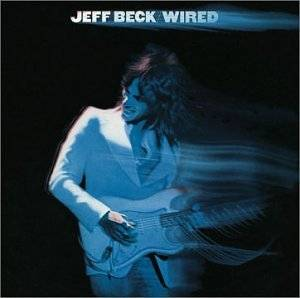 Jeff Beck: Wired - Cover