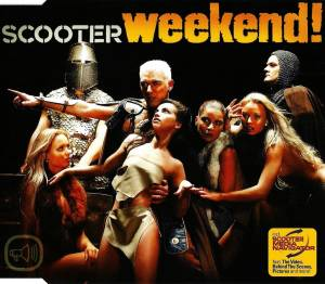 Scooter: Weekend! - Cover