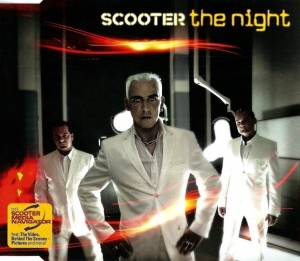 Scooter: Night, The - Cover